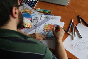 Etude de design