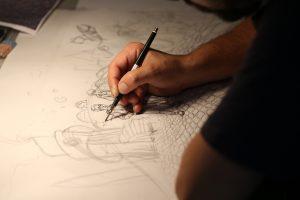 Graphisme, storyboarding